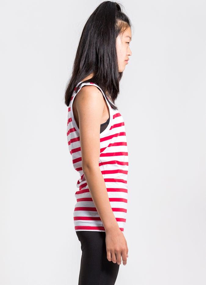 DCG Stripe Singlet - Youth