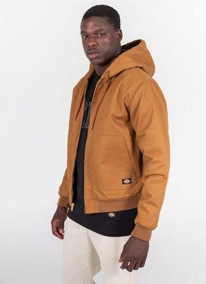 Dickies Anson Hooded Bomber Jacket
