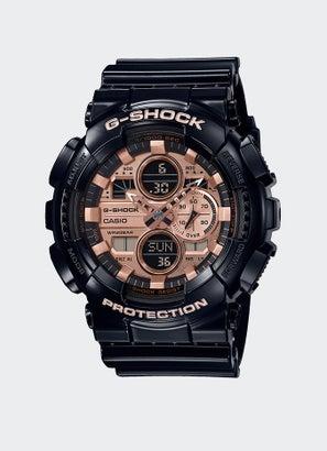 G-Shock GA140 Digital Analogue Watch