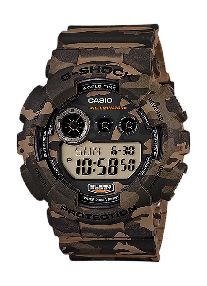 G-Shock GD-120 Camo Series Digital Watch