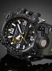 G-Shock Master of G Triple Sensor Mudmaster Premium Watch