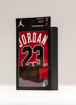 Jordan 23 Jersey 3Pc Box Set - Infant