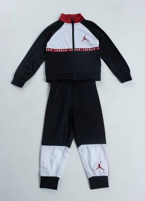 Jordan Fleece Fullzip & Pants 2pc Track Set