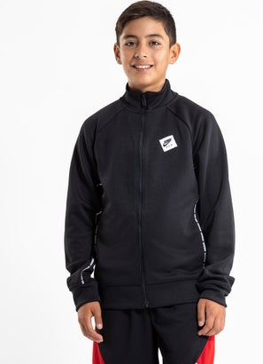 Jordan Jumpman Full-Zip Track Jacket - Youth