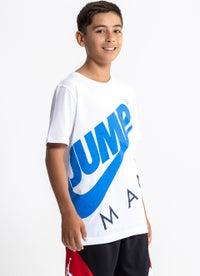 Jordan Jumpman Graphic Tee - Youth