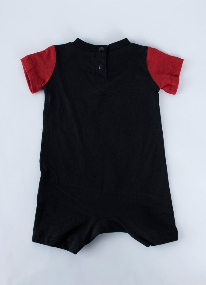 Jordan Knit Romper  - Infant