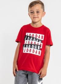 Jordan Stack Tee - Kids