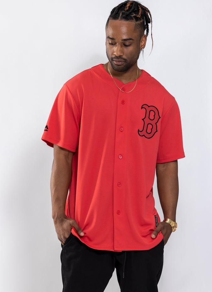 Majestic MLB Boston Red Sox Baseball Jersey