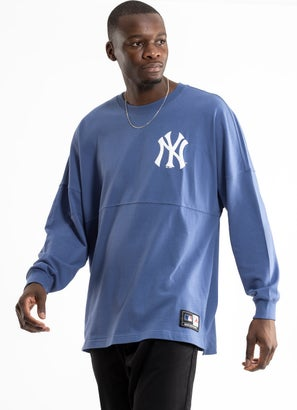 Majestic MLB New York Yankees Rando Long Sleeve Tee