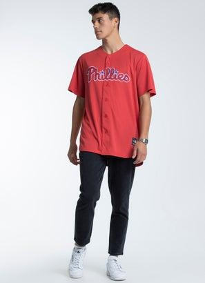 Majestic MLB Philadelphia Phillies Baseball Replica Jersey