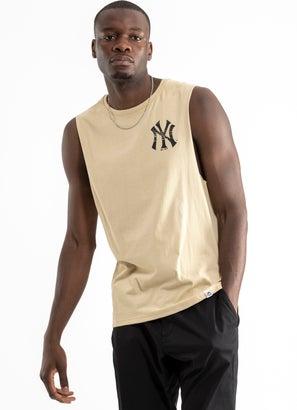 Majestic NBA New York Yankees Muscle Tee