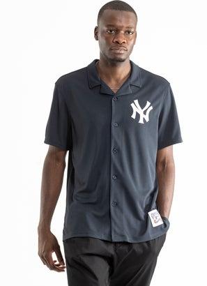 Majestic NBA New York Yankees Bowling Shirt
