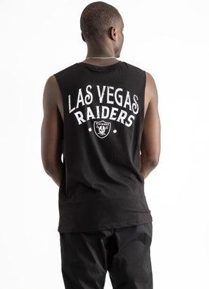 Majestic NFL Las Vegas Raiders Muscle Tee