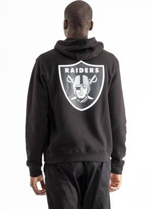 """Majestic NFL Raiders """"The Duke"""" Hoody"""