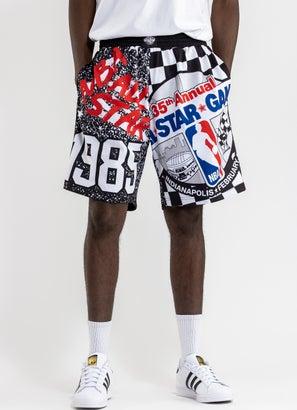 Mitchell & Ness All-Star Mesh Shorts