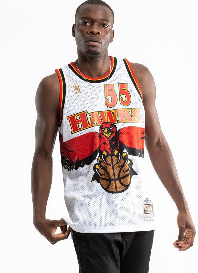 Mitchell & Ness NBA Altanta Hawks Swingman Jersey