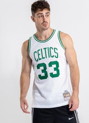 Mitchell & Ness NBA Boston Celtics 'Larry Bird' Swingman Jersey
