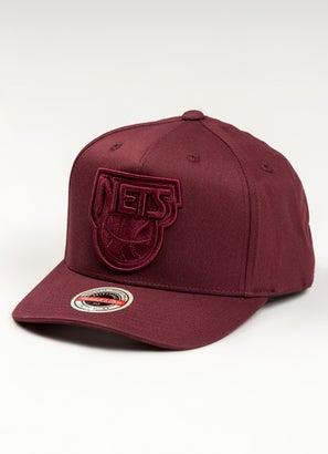 Mitchell & Ness NBA Brooklyn Nets 110 Snapback Cap
