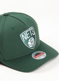 Mitchell & Ness NBA Brooklyn Nets Clear Field Snapback Cap