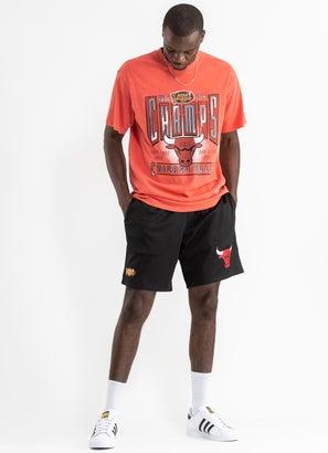 Mitchell & Ness NBA Chicago Bulls Basic Mesh Court Short