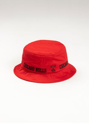 Mitchell & Ness NBA Chicago Bulls Bucket Hat