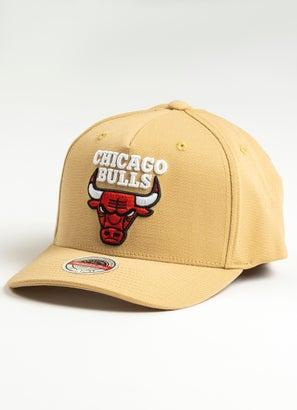 Mitchell & Ness NBA Chicago Bulls Classic Line Snpaback Cap