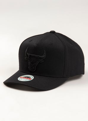 Mitchell & Ness NBA Chicago Bulls Classic Red 110 Snapback Cap