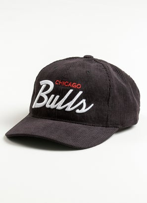 Mitchell & Ness NBA Chicago Bulls Montage Deadstock Cap