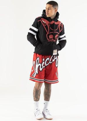 Mitchell & Ness NBA Chicago Bulls Substainial Fleece Hoodie