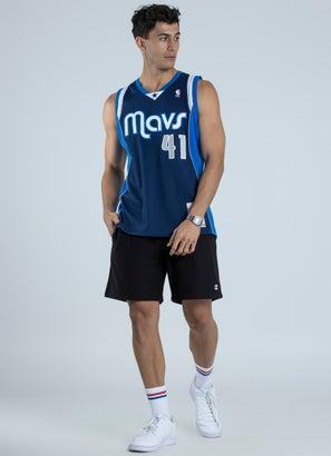 Mitchell & Ness NBA Dallas Mavericks Swingman Jersey