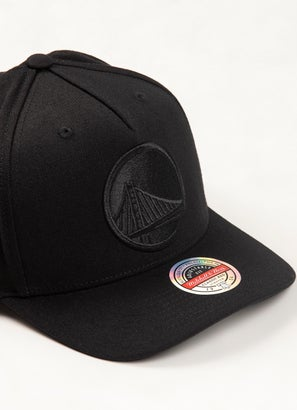 Mitchell & Ness NBA Golden State Warriors Classic Red 110 Snapback Cap