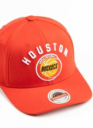 Mitchell & Ness NBA Houston Rockets Arco 110 Snapback Cap