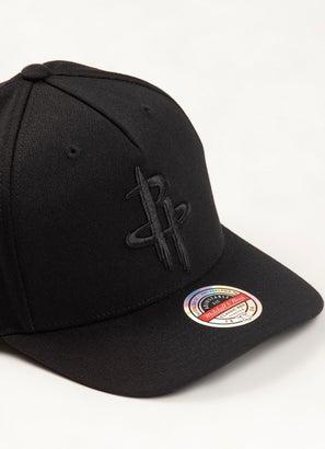 Mitchell & Ness NBA Houston Rockets Classic Red 110 Snapback Cap
