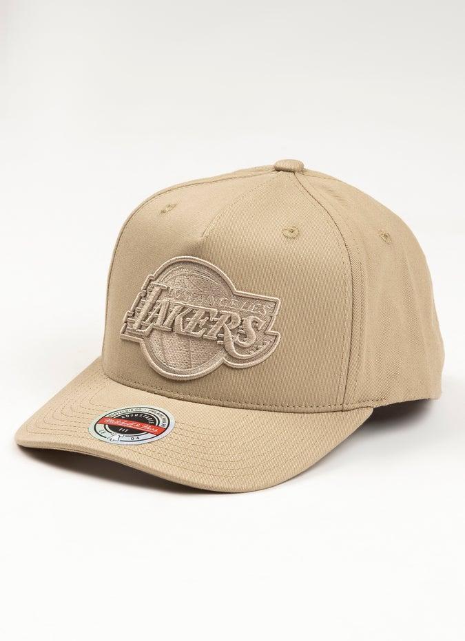 Mitchell & Ness NBA Los Angeles Lakers 110 Snapback Cap