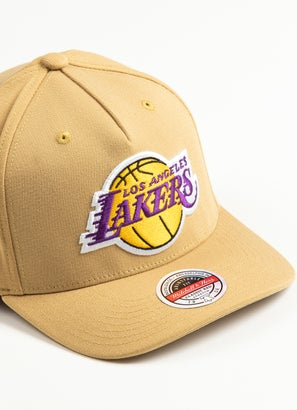 Mitchell & Ness NBA Los Angeles Lakers Classic Line Snapback Cap