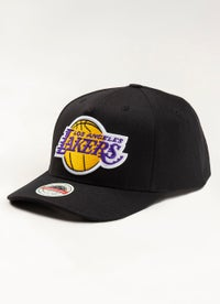 Mitchell & Ness NBA Los Angeles Lakers Classic Red 110 Snapback Cap