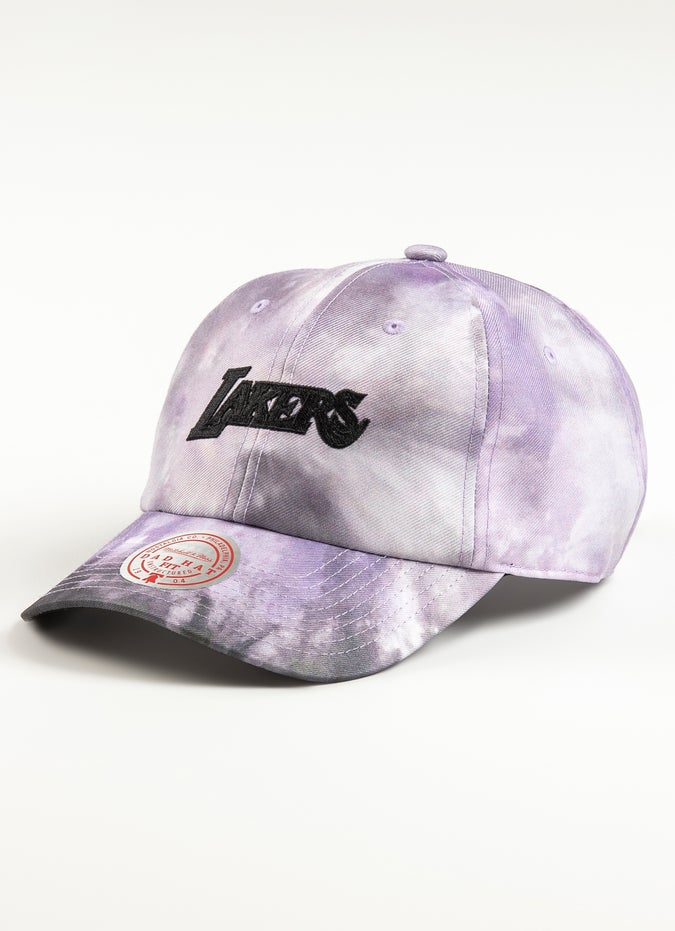 Mitchell & Ness NBA Los Angeles Lakers Cool Head Strapback Cap