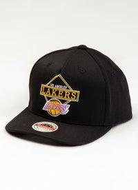 Mitchell & Ness NBA Los Angeles Lakers Diamond One Snapback Cap
