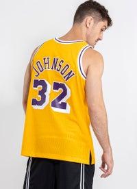 Mitchell & Ness NBA Los Angeles Lakers 'Magic Johnson' Swingman Jersey