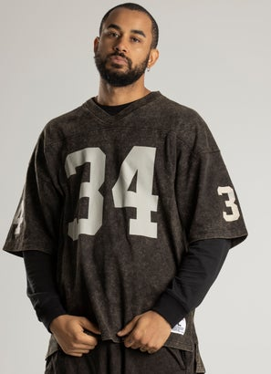 Mitchell & Ness NBA Los Angeles Raiders 'Bo Jackson' Quintessential Top
