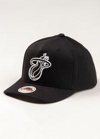 Mitchell & Ness NBA Miami Heat 110 Snapback Cap