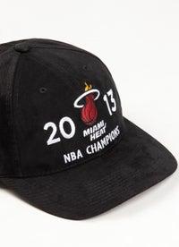Mitchell & Ness NBA Miami Heat Finals History Deadstock Snapback Cap