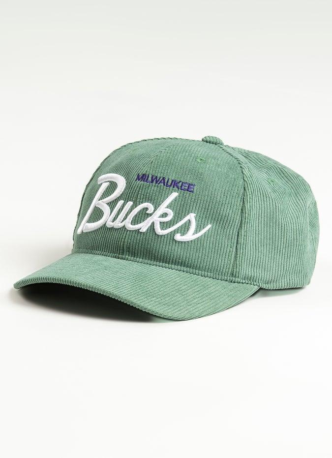 Mitchell & Ness NBA Milwaukee Bucks Montage Deadstock Cap