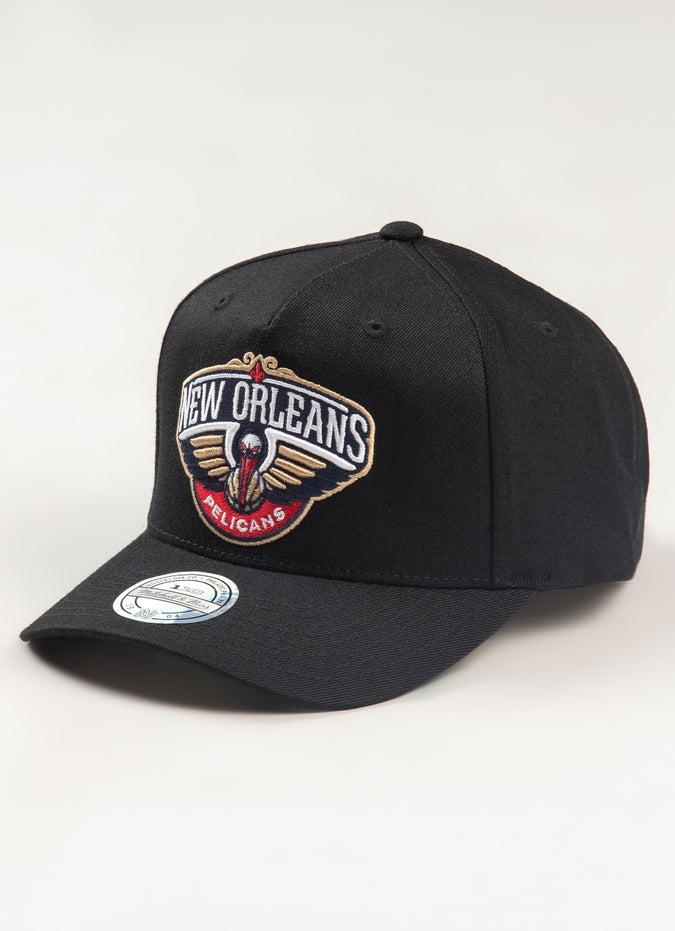 Mitchell & Ness NBA New Orleans Pelicans Team Logo 110 Snapback Cap