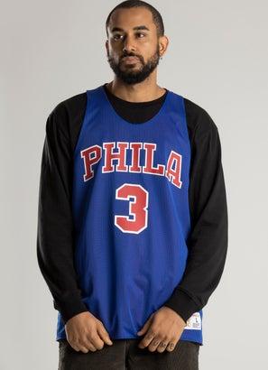 Mitchell & Ness NBA Philadelphia 76ers 'Allen Iverson' Reversible Tank