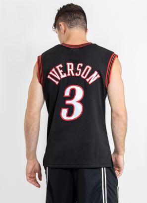 Mitchell & Ness NBA Philadelphia 76ers 'Allen Iverson' Swingman Jersey