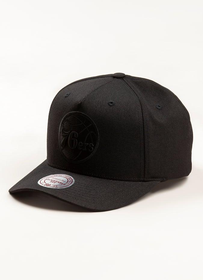 Mitchell & Ness NBA Philadelphia 76ers High Crown Snapback Cap
