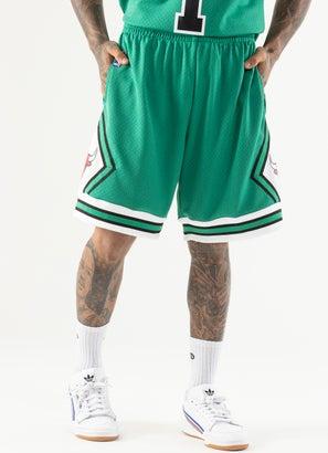 Mitchell & Ness NBA Saint Patricks Day Shorts
