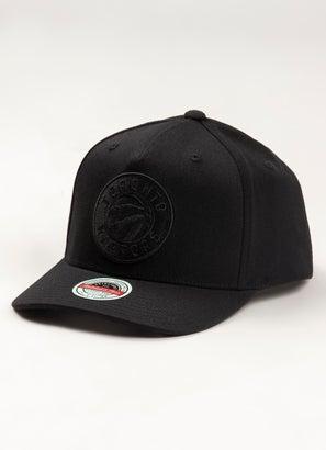 Mitchell & Ness NBA Toronto Raptors Classic Red 110 Snapback Cap