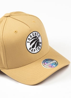 Mitchell & Ness NBA Toronto Raptors Pinch Panel 110 Snapback Cap